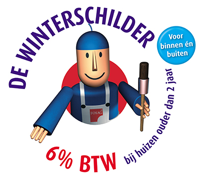 Op zoek naar een winterschilder in Roelofarendsveen? Van 21 november tot 21 maart extra korting op uw schilderwerk