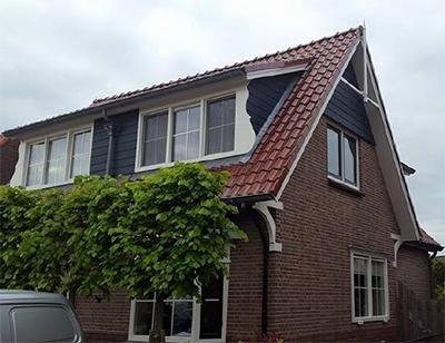 Laat uw woning schilderen door MM van Veen Schilderwerken; dé schilder in Roelofarendsveen